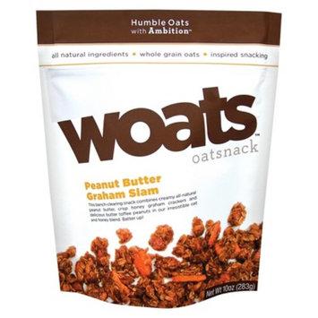 WOATS Peanut Butter Graham Slam 10 oz