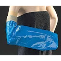 Trademark Medical Shower Safe Waterproof Cast and Bandage Protector, Small Arm