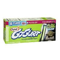 GO-GURT® Cool Cotton Candy & Burstin Melon Berry Flavored Portable Lowfat Yogurt Tubes