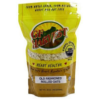 Gluten Free Oats GF Harvest Gluten Free Organic Rolled Oats, 20-Ounce Pouch (Pack of 3)