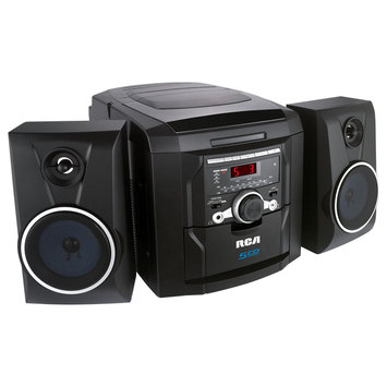 Rca Rs22162s 5 Cd Mini Shelf System