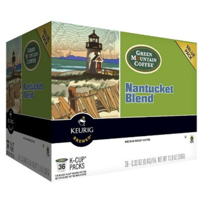 Keurig Green Mountain Coffee Nantucket Blend Medium Roast Coffee K-