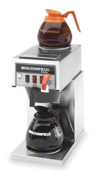 Bloomfield Coffee Brewer. Model: 4A-8540D2F-120V