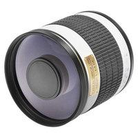 Rokinon 500mm f/6.3 Mirror Lens (T Mount)