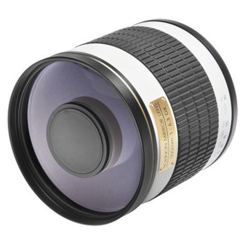 Rokinon 500mm f/6.3 Mirror Lens (T Mount)