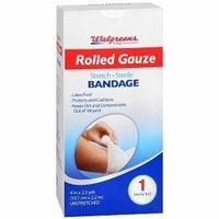 Walgreens Rolled Gauze Bandage