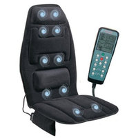 Comfort Products 10-Motor Massaging Cushion with Heat