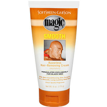 Magic Softsheen-Carson  Hair-Removing Cream