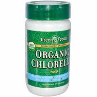 Green Foods Organic Chlorella Powder 2.1 oz