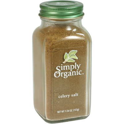 Simply Organic Certified Organic Celery Salt