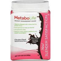 Metabolife Slender Satisfaction Chocolate Chunk Weight Management Shake Mix