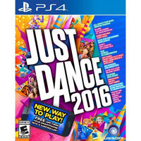 Ubisoft Just Dance 2016 (PS4) - Pre-Owned