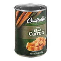 Centrella Carrots Diced Tender