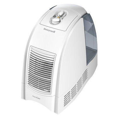 Honeywell QuietCare Cool-Moisture Humidifier, 3-Gallon, HCM-630