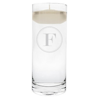 Cathy's Concepts Circle Initial Unity Candle F