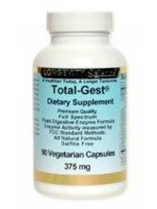 Total Gest 180 vcaps by Longevity Science