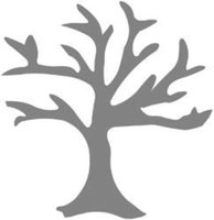 Fiskars MLP-5473 1 Medium Lever Punch - Tree