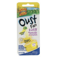 S.C.Johnson Oust Fan Refill ~Citrus Scent