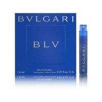 BVLGARI BLV (Bulgari) by Bvlgari Vial (sample) .04 oz For Women