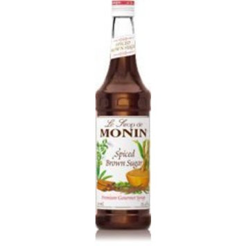 Monin Spiced Brown Sugar Syrup, 750 ml