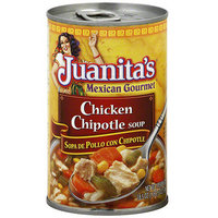 Juanita's Chicken Chipotle Soup, 18.5 oz (Pack of 12)