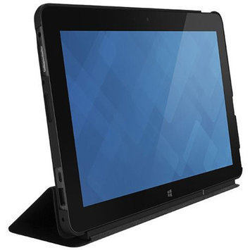 Dell Carrying Case (Folio) for Tablet - Matte Black