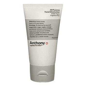 Anthony Logistics for Men All Purpose Facial Moisturizer