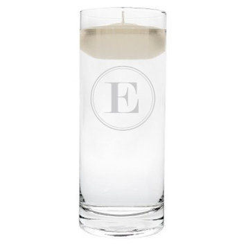 Cathy's Concepts Circle Initial Unity Candle E