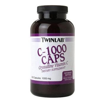 Twinlab Vitamin C-1000 Caps 1000mg, 300 ea