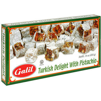 Native Forest Galil Turkish Delight Candy With Pistachios