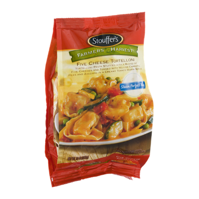 Stouffer's Farmers' Harvest Five Cheese Tortelloni