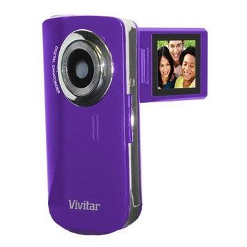 Vivitar DVR 620 DVR620-GRP Grape Video Recorder