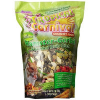 F.M.Brown's Tropical Carnival Natural Hamster-Gerbil Food, 2-Pound Package