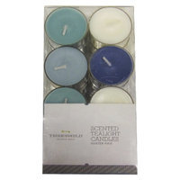 Pacific Trade Threshold Basic 24pk Tealight - Fresh