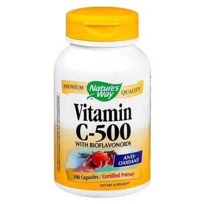 Nature's Way Vitamin C with Bioflavonoids