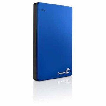 Seagate Backup Plus 1TB Slim Portable External Hard Drive, Blue