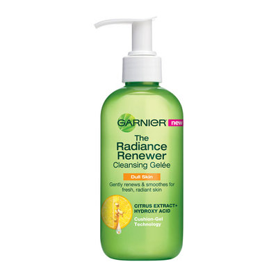 Garnier The Radiance Renewer Cleansing Gelee