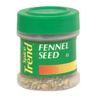 Spice Trend Fennel Seed, 0.65-Ounce (Pack of 6)