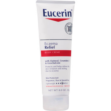Eucerin Eczema Relief Body Creme - 8 oz