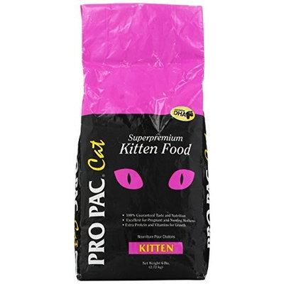 Wells Pet Food Wells PRO PAC Cat Kitten Formula - 6 lb. Bag