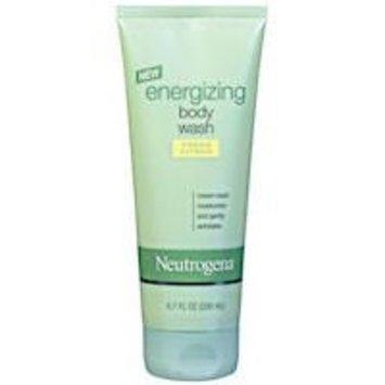 Neutrogena Rainbath Gently Exfoliating Creamy Oil Wash Energizing Citrus, 6.7 Fluid Ounce Bottle
