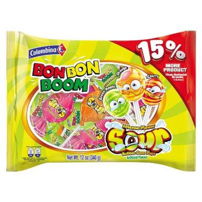 Bon Bon Boom Sour Pops 12 oz