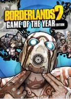 GearBox Software Borderlands 2 Game of the Year Edition