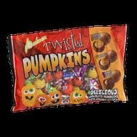 Palmer Twisted Pumpkins Chocolaty Pumpkins with Creamy Centers