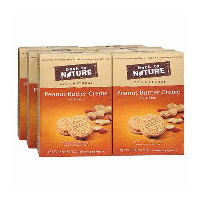 Back to Nature Cookies 6 Pack