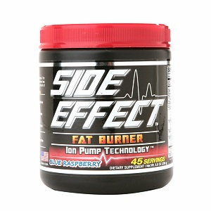 Side Effect Fat Burner Ion Pump Technology
