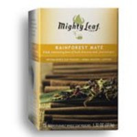Mighty Leaf Tea Rainforest Mate, 15 Tea Pouches