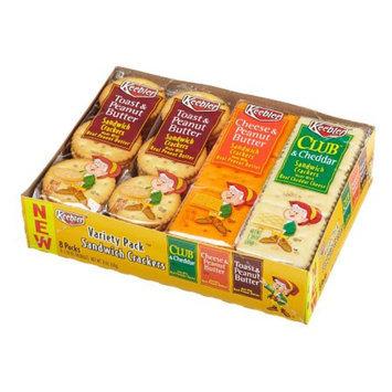 Keebler Sandwich Cracker Variety 6 Pack