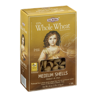 Gia Russa 100% Whole Wheat Medium Shells