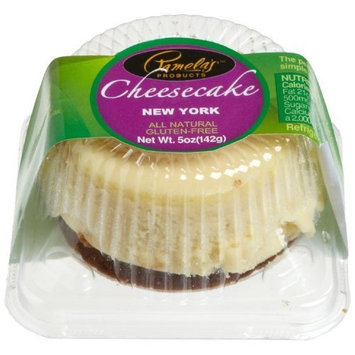 Pamela's Products New York Cheescake, 3-Inch Cakes (Pack of 8)